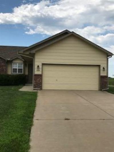 Wichita KS Single Family Home For Sale: $1,100