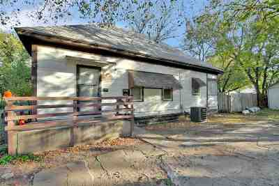 Wichita Multi Family Home For Sale: 124 N Spruce St