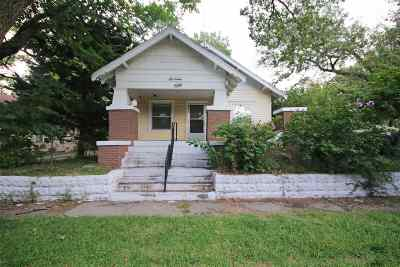 Wichita Single Family Home For Sale: 1650 S Pattie