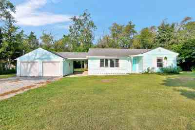 Sedgwick County Single Family Home For Sale: 1035 S 127th St E
