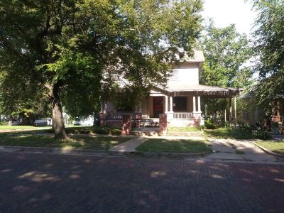 Arkansas City Single Family Home For Auction: 226 N C St
