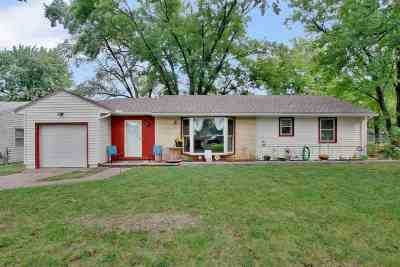 El Dorado Single Family Home For Sale: 1516 Terrace Dr