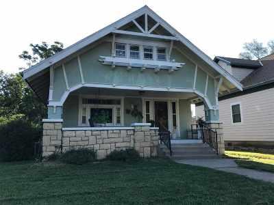 El Dorado Single Family Home For Sale: 416 N Atchison St