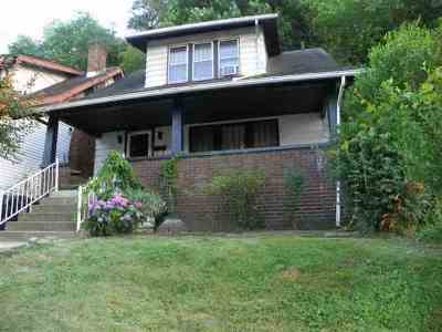 Ashland Single Family Home For Sale: 3430 Central Avenue
