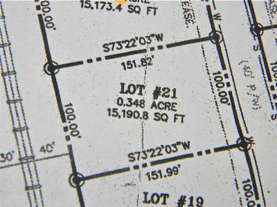 Lawrence County Residential Lots & Land For Sale: 21 Levisa Drive