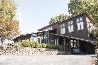 Ashland Single Family Home For Sale: 2323 Hillcrest Road