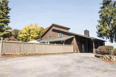 Ashland Single Family Home For Sale: 2315 Hillcrest Road