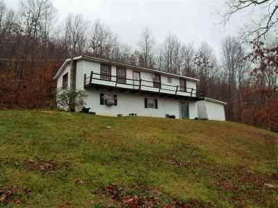 Carter County Single Family Home Active-Back On Market: 1049 Goodan Creek