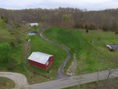 Carter County Single Family Home For Sale: 1266 St Hwy 1662