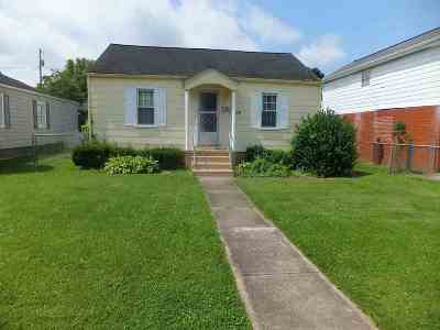 Ironton Single Family Home For Sale: 2010 N 4th