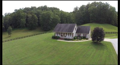 Carter County Single Family Home For Sale: 1243 Smith Branch