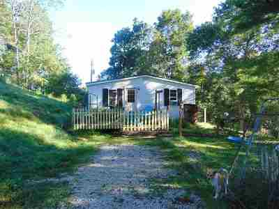 Carter County Single Family Home Active-Back On Market: 1753 Cory Rd