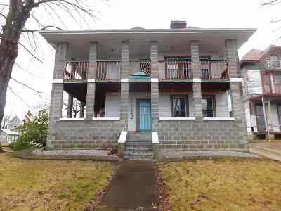 Lawrence County Single Family Home For Sale: 703 S 4th