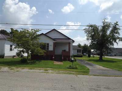 Greenup County Single Family Home For Sale: 411 West