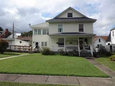 Ashland Single Family Home For Sale: 507 11th Street
