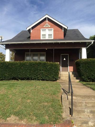 Ironton Single Family Home For Sale: 2005 S 3rd