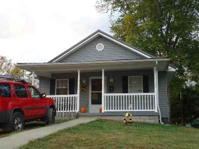 Ashland Single Family Home Active-Back On Market: 2209 Liberty Street
