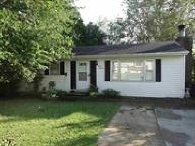 Flatwoods Single Family Home For Sale: 1516 Valley