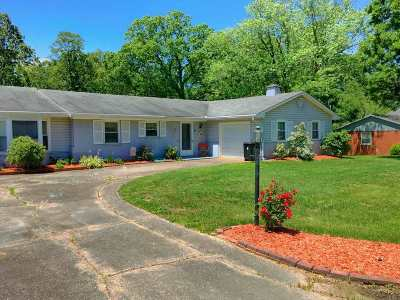Greenup County Single Family Home For Sale: 132 Crestview