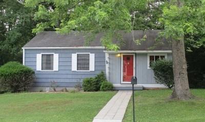 Ashland Single Family Home For Sale: 2965 Terrace Blvd