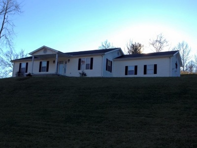 Carter County Single Family Home For Sale: 265 State Highway 2