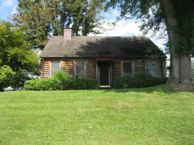 Ashland Single Family Home For Sale: 3830 Thornwell Road