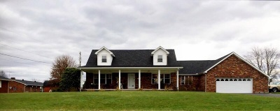 Greenup Single Family Home For Sale: 1346 Ohio River