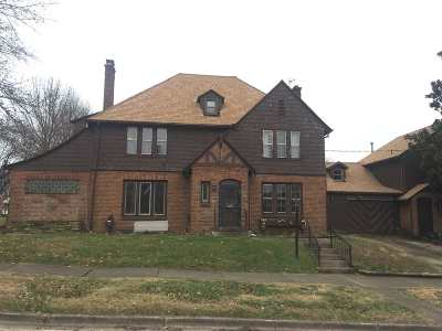 Ironton Single Family Home For Sale: 922 Kemp Avenue