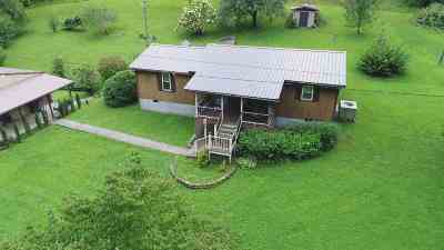 Lawrence County Single Family Home For Sale: 276 Asbury Lane