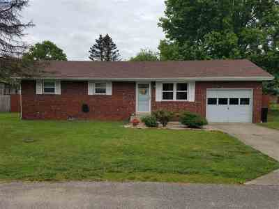 Greenup County Single Family Home For Sale: 869 Cheryl Ann