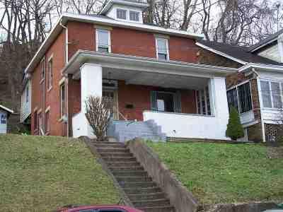 Ashland Single Family Home For Sale: 1604 Hilton Ave.