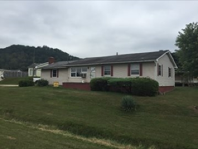 Greenup County Single Family Home For Sale: 35 Benjamin