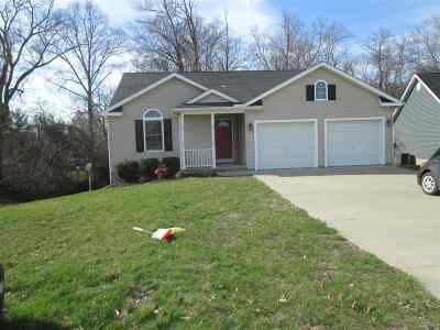 Single Family Home For Sale: 2005 Meadowglen Farm