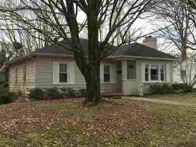 Ashland Single Family Home For Sale: 1340 Nichols Place