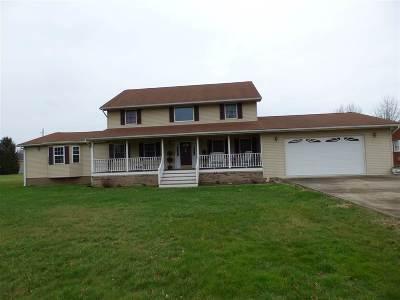 Carter County Single Family Home For Sale: 1130 E Midland