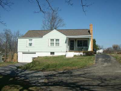 Greenup County Single Family Home For Sale: 1719 Lexington