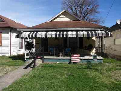Ashland Single Family Home For Sale: 5027 Williams Avenue