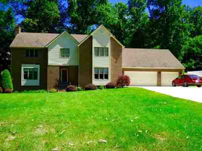 Ashland Single Family Home For Sale: 3455 Boy Scout Road