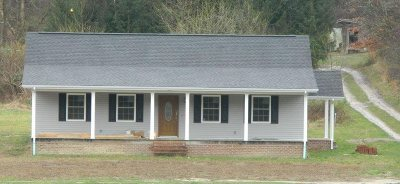 Carter County Single Family Home For Sale: 72 Winter Haven