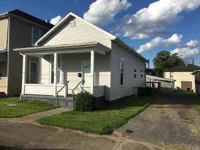 Lawrence County Single Family Home For Sale: 2633 S 3rd Street