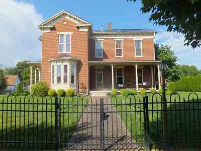 Ironton Single Family Home For Sale: 2407 S 5th