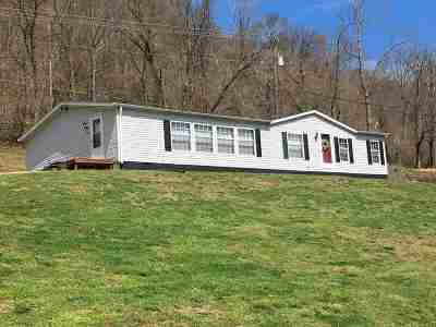Greenup Single Family Home For Sale: 686 State Route 827