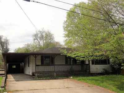 Ashland Single Family Home For Sale: 3820 Logan Street
