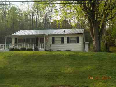 Ashland Single Family Home For Sale: 6244 State Route 5