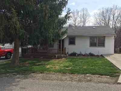 Flatwoods KY Single Family Home Active-Back On Market: $89,000