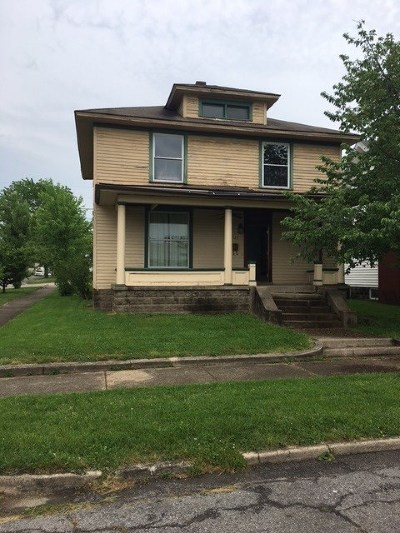 Ironton Single Family Home For Sale: 523 North 4th St