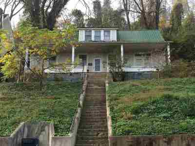 Ashland Single Family Home For Sale: 1638 Hilton