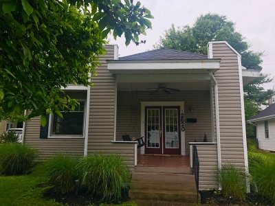 Ashland Single Family Home For Sale: 2620 Country Club Court