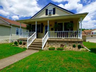Ironton Single Family Home For Sale: 2525 S 10th Street