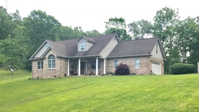 Carter County Single Family Home For Sale: 201 Huffs Run